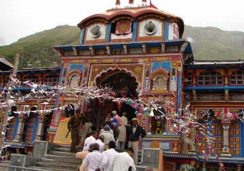 Booking Helicopter For Badrinath